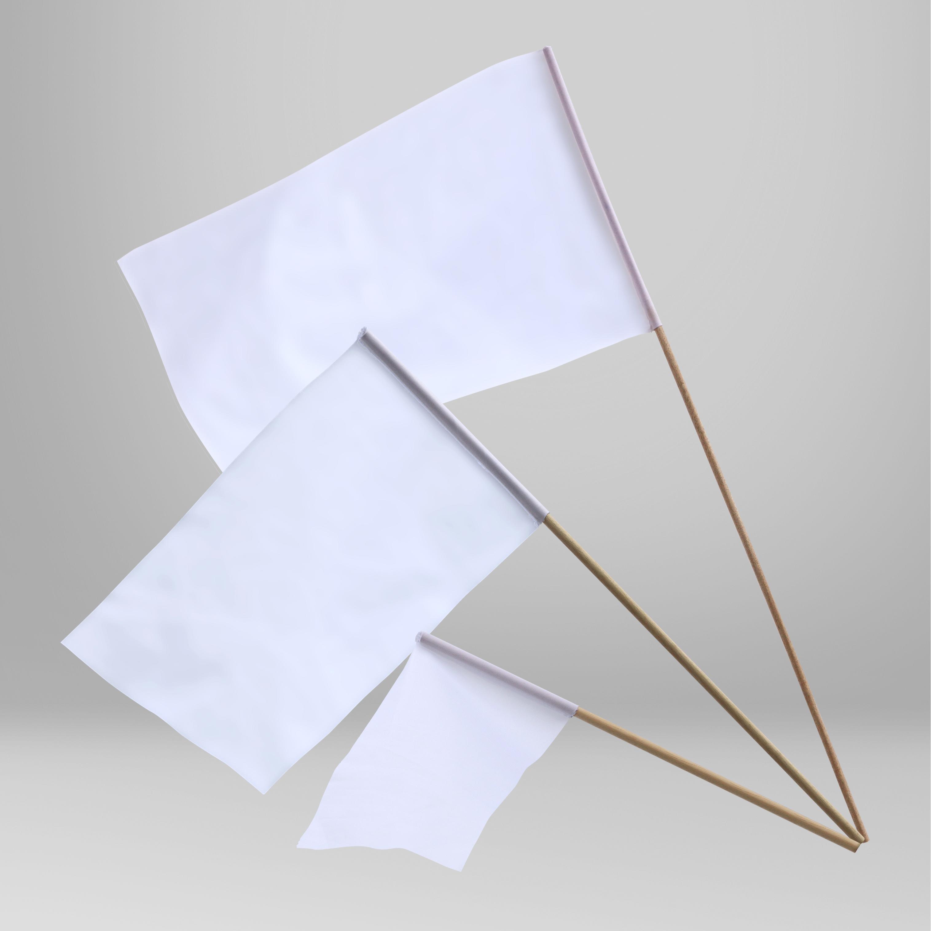 Descarga la plantilla para las banderas para manifestaciones con palo de Ádivin Banderas