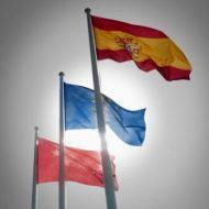 Bandera horizontal - Ádivin banderas