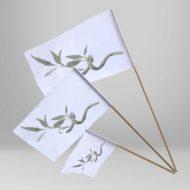 Bandera manifestación - Ádivin banderas