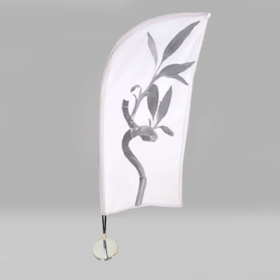 Mini Fly Banner Surf con motivo floral