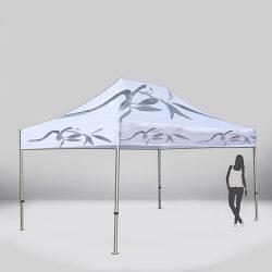 Carpas personalizadas de 3x 4,5 metros. Personalizable para montar stands en ferias y eventos.